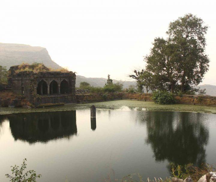 Mulher - Wilderness India trek