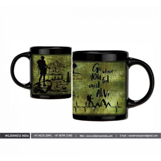 Wilderness India Merchandise - Mug