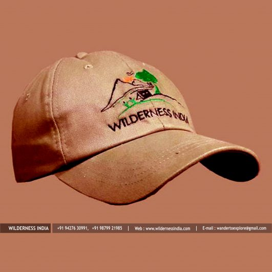 Wilderness India Marron Cap