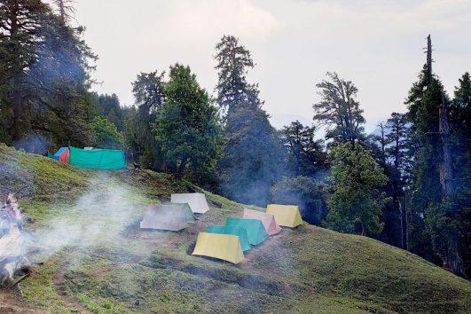 Manali Camps- Best trekking in India - Wilderness India