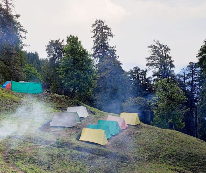Manali Camps- Best trekking in India - Wilderness India