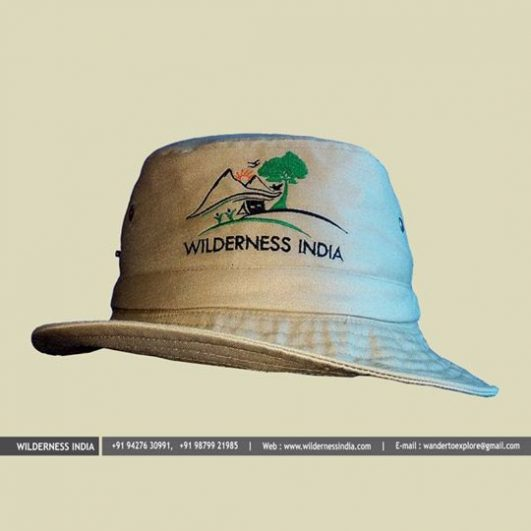 Wilderness India Merchandise - Hat