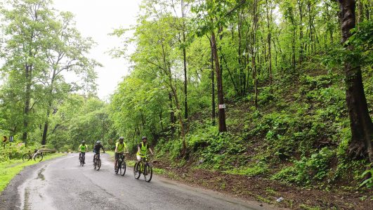 Wilderness India - hike-bike-camps