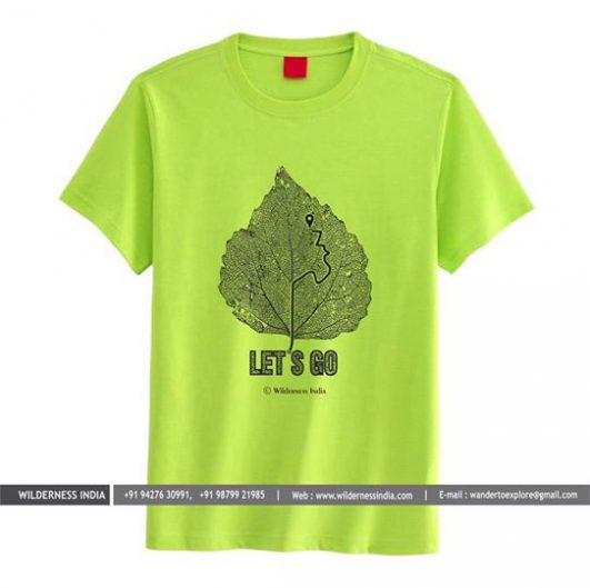 Wilderness India Merchandise - T-shirt