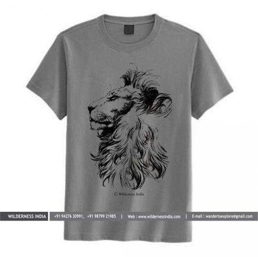 Wilderness India Merchandise - T-Shirt