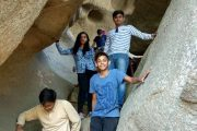 wilderness india - adventure camps - Abu - best trekking camps for children india