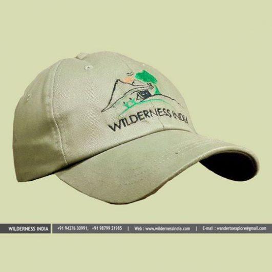 Wilderness India Merchandise - Cap